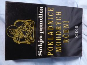 náhled knihy - Pokladnice moudrých rčení