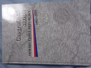 náhled knihy - Geografická služba Armády České republiky 1918-2018