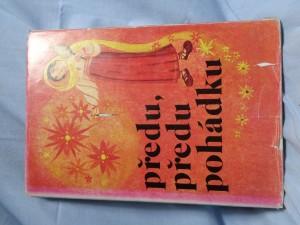 náhled knihy - Předu, předu pohádku : výbor z nejkrásnějších rumunských pohádek