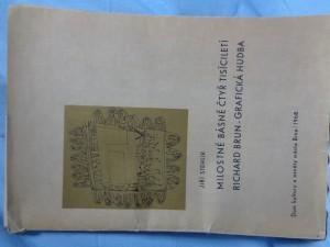 náhled knihy - Milostné básně čtyř tisíciletí