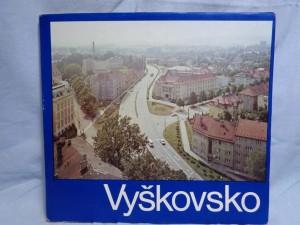 náhled knihy - Vyškovsko : rodný okres Klementa Gottwalda : [fot. publikace]