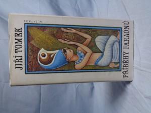 náhled knihy - Příběhy faraónů : pro čtenáře od 12 let