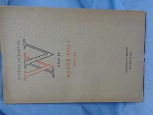 náhled knihy - Básně noci : 1921-1929
