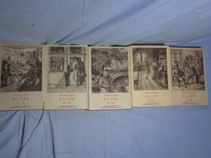 náhled knihy - F.L. Věk : obraz z dob našeho národního probuzení Díly I - V.