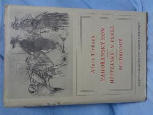 náhled knihy - Zahořanský hon ; Učitelský ; V Pekle ; Mudrcové
