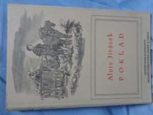 náhled knihy - Poklad : historický obraz z osmnáctého století