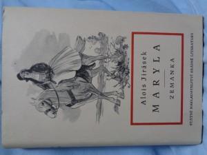 náhled knihy - Maryla ; Zemanka