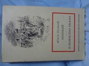 náhled knihy - Sousedé ; U domácího prahu