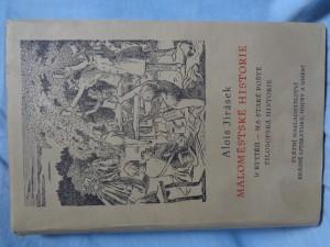 náhled knihy - Maloměstské historie