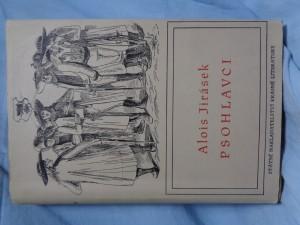 náhled knihy - Psohlavci : Hist. obraz