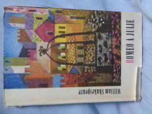 náhled knihy - Romeo a Julie
