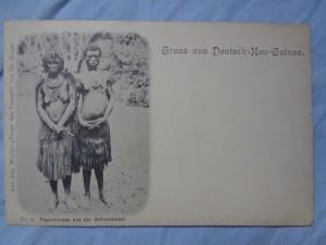 náhled knihy - Papua frauen von der Astrolabe bai.