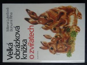 náhled knihy - Velká obrázková knížka o zvířatech : [pro děti od 4 let]