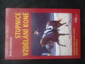 náhled knihy - Stupnice vzdělání koně