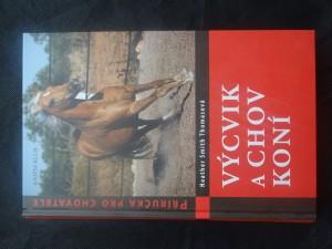 náhled knihy - Výcvik a chov koní : základní práce, zapřahání, ježdění