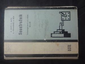 náhled knihy - Soustružník