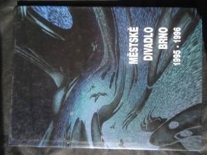 náhled knihy - Městské divadlo brno sezóna 1995-1996