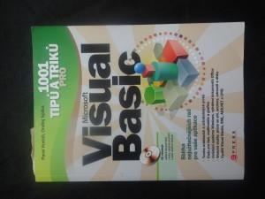 náhled knihy - 1001 tipů a triků pro Microsoft Visual Basic