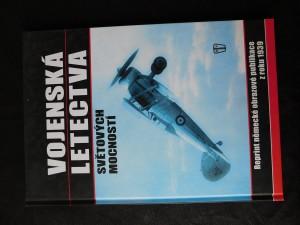 náhled knihy - Vojenská letectva světových mocností : reprint německé obrazové publikace z roku 1939