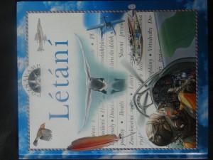 náhled knihy - Létání