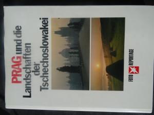 náhled knihy - Prag und die Landschaften der Tschechoslowakei