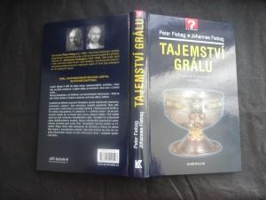 náhled knihy - Tajemství grálu : prastaré mystérium vyřešeno