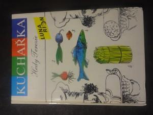 náhled knihy - kuchařka Hedy-Terezie