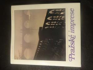 náhled knihy - Pražské imprese : [fotografická publikace]
