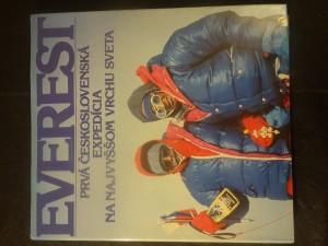náhled knihy - Mount Everest 8 848 m : [prvá československá expedícia na najvyššom vrchu sveta