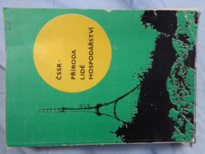 náhled knihy - ČSSR - příroda, lidé a hospodářství