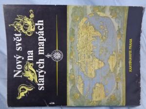 náhled knihy - Nový svět na starých mapách