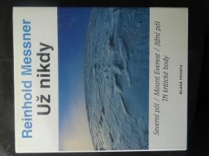 náhled knihy - Už nikdy : Severní pól