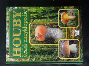 náhled knihy - Houby : česká encyklopedie : neobvyklá kniha o světě hub u nás i v cizině, praktická příručka houbaře pro určování, sběr, ochranu, pěstování a zpracování hub