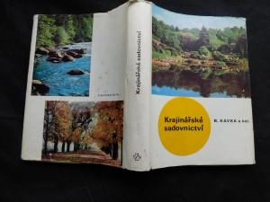 náhled knihy - Krajinářské sadovnictví