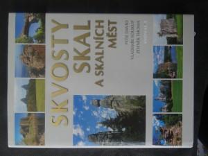 náhled knihy - Skvosty skal a skalních měst