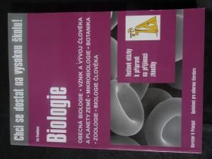 náhled knihy - Biologie : otázky k přípravě na přijímací zkoušky