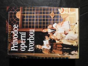 náhled knihy - Průvodce operní tvorbou