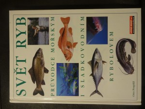 náhled knihy - Svět ryb : průvodce mořským i sladkovodním rybolovem