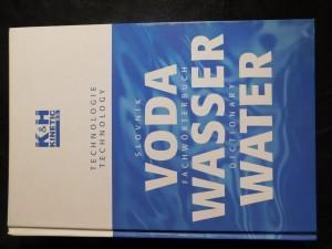 náhled knihy - Voda : slovník : technologie = Wasser : Fachwörterbuch : Technologie = Water : dictionary : technology
