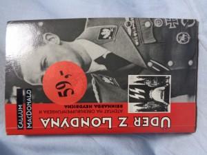 náhled knihy - Úder z Londýna : atentát na Obergruppenführera Reinharda Heydricha