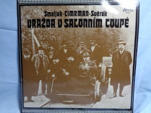 náhled knihy - Smoljak - Cimrman - Svěrák – Vražda V Salonním Coupé