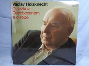 náhled knihy - Václav Holzknecht – O Ježkovi, Osvobozeném A O Sobě