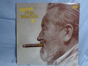 náhled knihy - Jan Werich – Zpívá Jan Werich
