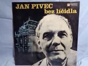 náhled knihy - Jan Pivec – Jan Pivec Bez Líčidla