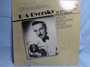 náhled knihy - R. A. Dvorský Se Svým Orchestrem* – Už Je To Dávno...