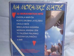 náhled knihy - Various – Na Moravské Svatbě / At Moravian Wedding