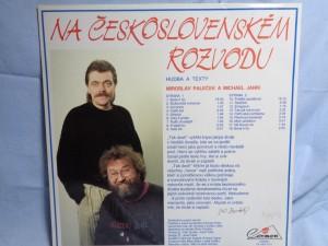 náhled knihy - Paleček A Janík* – Na Československém Rozvodu