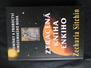 náhled knihy - Ztracená kniha Enkiho : vzpomínky a proroctví mimozemského boha
