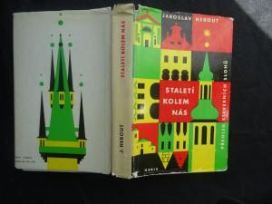 náhled knihy - Staletí kolem nás : přehled stavebních slohů