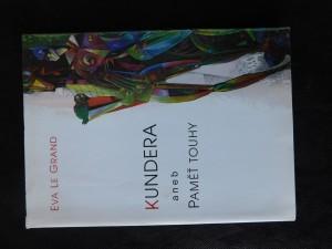 náhled knihy - Kundera, aneb, Paměť touhy